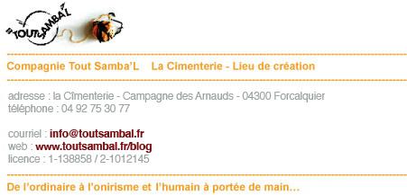 Signature Tout Samba'L